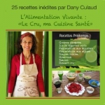 DVD 25 Recettes par Dany Culaud